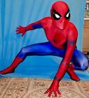 High Quality The Civil War Spider-Man 3D Printing with Muscle Shading Costume