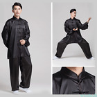 2017 Chinese Wing Chun Kung Fu Suits Martial Arts Tai Chi Uniform Costume Suits