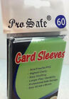 60 Pro-Safe Small Size Deck Protector YuGiOh/CardFight Vanguard Card Sleeves