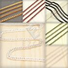 4M/13.12 feet Iron Curb Chain Unfinished Chains 2.8x1.4x0.5mm Jewelry DIY