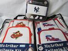 MLB 3 Piece Tailgate BBQ Set (Apron, Oven Mitt, Potholder) -Select- Team Below on Ebay