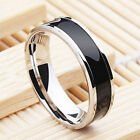 Wholesale Fashion Men New Customize Titanium Steel Ring US Size 7-12 Jewelry Lot