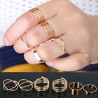 FAB VALUE  Women's Knuckle Finger Rings Many Styles Gold or Silver (JR25)