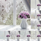 Внешний вид - PVC Frosted Glass Window Privacy Self Adhesive Film Sticker Bedroom Bathroom