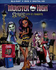 Monster High: Scaris, City of Frights Blu-Ray