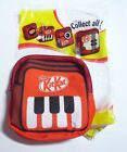 "KIT KAT Fabric COIN POUCH BAG Nestle MALAYSIA 2017 4.5"" Music Instrument Design"