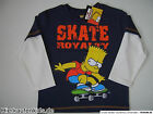 the Simpsons LA-Shirt  Neu m. Etikett!