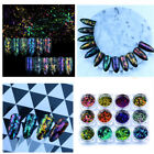 New Nail Body Art Glitter Holographic Shimmer Dust Powder Craft Decoration