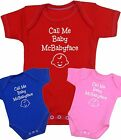 BabyPrem Boys Girls Baby Clothes Bodysuit Boaty McBoatface Baby Face Fun Slogan