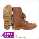 Womans Ankle Boots Trainers Walking Hiking Rambling Fur Lined Faux  Ladies Size