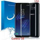 CURVED CLEAR Full Cover Temper Glass Screen Protector For SAMSUNG GALAXY S8 USA