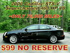 2006+Cadillac+STS+469+HP+V8+STS%2DV+SUPERCHARGED++%7E%2499+NO+RESERVE%7E