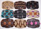 """Double Magic Hair Combs, Angel Wings Clips 4x3.5"""", African Butterfly,Quality S64"""