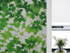 """CHOIS 571 Static Film Home Flowers Decals Glass Window Films Stickers 35"""" Wide"""
