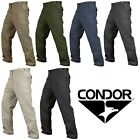 Condor Sentinel Ripstop Tactical Pocketed Combat Cargo Outdoor Work Pants 608