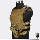 TMC TF3 Tactical Vest Transformer Body Armor Black Combat Military Cosplay ArmyChest Rigs & Tactical Vests - 177891