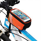 Bicycle Mobile Phone Holder Outdoor Mountain Bike Frame Front Top Tube Bag Pouch