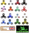 Fidget Finger Spinner Hand Focus Ultimate Steel Aluminum EDC Bearing Stress Toys
