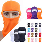 Cycling Lycra Balaclava Full Face Mask Outdoor Ski Ultra-thin Neck Protecting