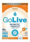Orange Probiotic Packets, by Golive Probiotic Products, PartNo 216B, BEST SELLE