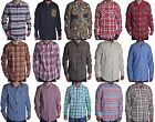 LRG Lifted Research Group Men's Long Sleeve Button Up Shirt Choose Color & Size
