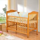Wood convertible Life Style Crib Toddler Bed for baby