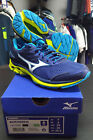 Mizuno Scarpe Corsa Running Shoes Sneakers Trainers Wave RIDER 20 Blu