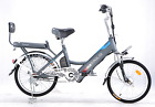 Electric Bike Built In 48V Battery Lithium Battery THROTTLE TWIST&GO 20
