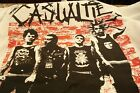 "The Casualities ""We Are All We Have"" - New Large T-Shirt"