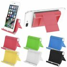 Desktop Foldable Cell Phone Stand Holder For Samsung LG iPhone Samsung Tablet US