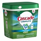 Cascade Complete Action Pacs Dishwasher Cleaning Supply Pods Fresh Scent Washing
