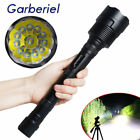 Garberiel 80000 Lumens 5 Modes LED XM-L 12 x T6 Tactical Flashlight Super Bright