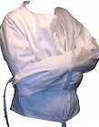 Halloween costume straight jacket straitjacket size Medium