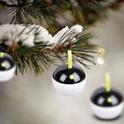 3 x Stylish Ornamental Branch Tree Led Powered Outdoor Garden Mosquito Lights UK