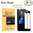 Lowering Full Coverage Tempered Glass Screen Protector for Apple iPhone 7 7 Plus