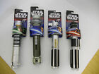 Hasbro Star Wars Extending Lightsaber - Luke Sky- Anakin Skywalker- Darth Vader £10.95 GBP