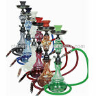 NEW 1/2/3 HOSE SHEESHA HOOKAH SMOKING SHISHA HUKKA PIPE HOOKA NARGILA PEN VAPOUR