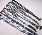 "NFL Reversible Lanyard Keychain 23"" Long 3/4"" Wide by Aminco Select Team Below $8.95 USD on eBay"