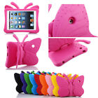 EVA Butterfly Kids Safe Shockproof Stand Case Cover For iPad 2 3 4 Air Mini Pro