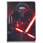 NEW Cool Star Wars Leather Stand Case Cover For iPad 2/3/4/5/6/7/8 Air Mini Pro