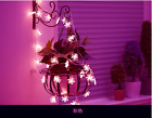 Christmas Tree Led Light Decoration Snow Shape A String Colorful Festival Gift