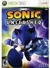 Sonic X-Box 360 Gameplay Adventure Action Game Unleashed (Xbox 360)