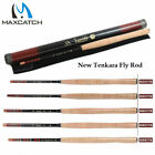 Maxcatch 10ft/11ft/12ft/13ft 7:3 Action Tenkara Fly Fishing Rod Telescopic Rod