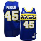 CHUCK PERSON Indiana PACERS Adidas HARDWOOD Classic THROWBACK Swingman Jersey