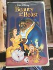 Beauy and the Beast Disney Black Diamond Classic Edition 1992 RARE #1325
