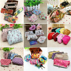 Retro Women Girls Small Wallet Change Coin Purse Hasp Clutch Card Holder Handbag image