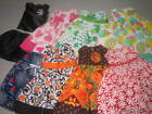 HANDMADE DOLL CLOTHES FITS AMERICAN GIR/ Lot of 8 Holiday Dresses & Bracelets/#3