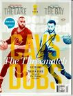 """""""Golden State Warriors"""" Stephen Curry Hand Signed Sports Illustrated /PAAS COA"""