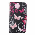 Magnetic Flip PU Leather Wallet Stand Case Cover For Samsung GalaxyS3 4 5 Note #