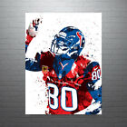 Andre Johnson Houston Texans Poster FREE US SHIPPING $15.0 USD on eBay